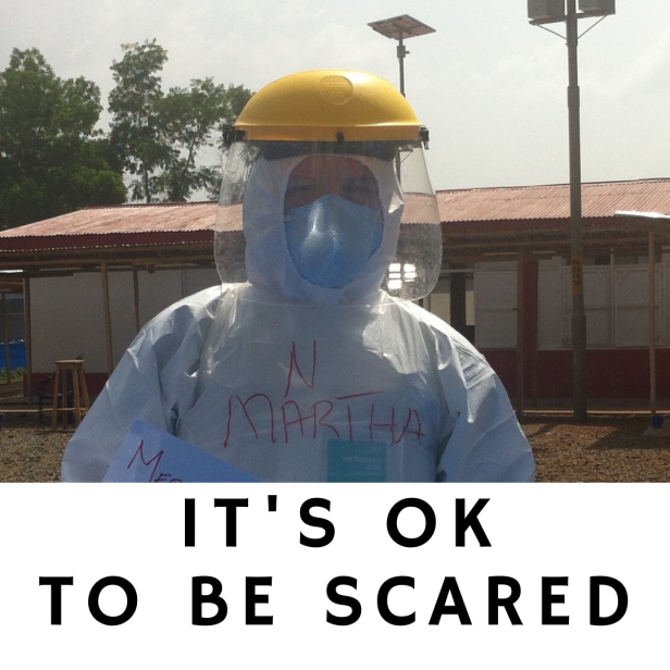 OKtoBeScared